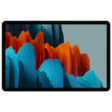 Samsung Galaxy Tab S7 6/128GB LTE Mystic Black პლანშეტური კომპიუტერი