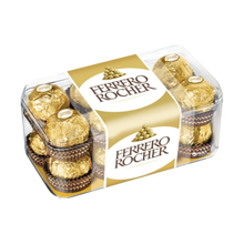 Ferrero Rocher შოკოლადის ნაკრები 200 გრ