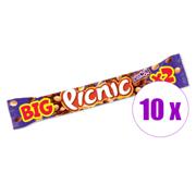1 შეკვრა შოკოლადის ბატონი ქიშმიშით Picnic 76გრ 10ც