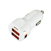 ispace ავტომობილის დამტენი CANYON Universal 2 x USB