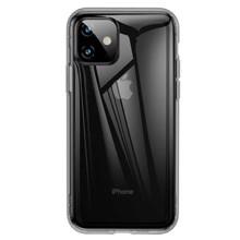 Baseus ARAPIPH61S-SF01 for iphone 11 Transparent/Black ქეისი