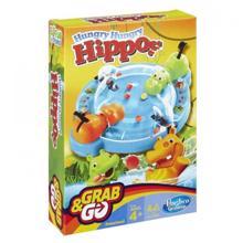 HASBRO Hungry Hippies Grab & Go სამაგიდო თამაში