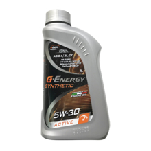 G-Energy ძრავის ზეთი Synthetic Active 5W-30 1 ლ
