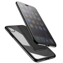 Baseus WIAPIPH8-TS01 for iphone X/XS Black ქეისი