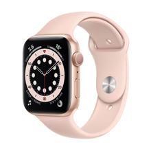 Apple Watch S6 44mm Gold 2020 სმარტ საათი