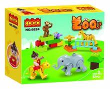 COGO კონსტრუქტორი Zoo