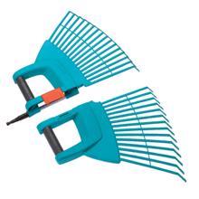 Gardena ფოცხი cs Plastic Fan Rake XXL, foldable Gardena