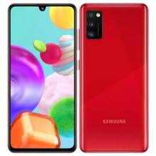 Samsung Galaxy A41 4/64GB LTE Red მობილური ტელეფონი