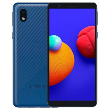 Samsung Galaxy A01 1/16GB LTE Blue მობილური ტელეფონი