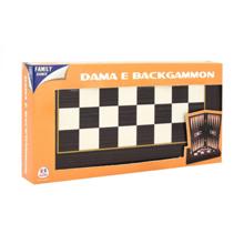 """თამაში """"ნარდი""""  Dama & Backgammon"""