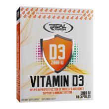 Real Pharm - Vitamin D3