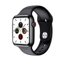 Apple Smart Watch Series 6 ანალოგი შავი