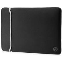 HP 15.6 Blk/Silver Chroma Sleeve ნოუთბუქის ჩანთა