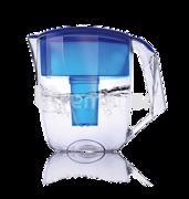 წყლის ფილტრი-დოქი Ecosoft Luna FMVLUNABEXP 3.5 ლ ლურჯი