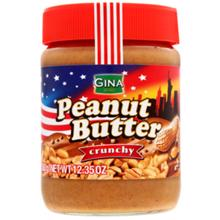 Gina - Peanut Butter ქრანჩი