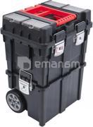 ყუთი ინსტრუმენტებისთვის Patrol HD Compact Logic 450x350x390 მმ (SKRWCLHDCZAPG002)