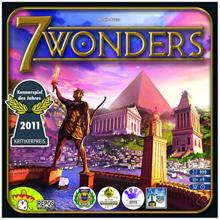 repos production სამაგიდო თამაში 7 Wonders