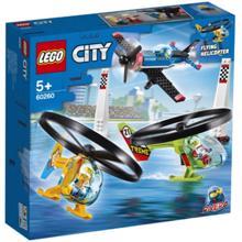 Lego CITY საჰაერო რეისი