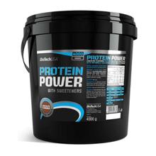 BioTechUSA Protein Power Chocolate პროტეინი 4000 გრ
