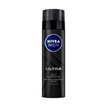 Nivea მამაკაცის საპარსი ქაფი Ultra 200 მლ