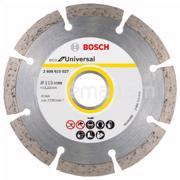 BOSCH ალმასის დისკი Bosch ECO Universal 115х22.23 მმ
