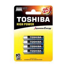 TOSHIBA ელემენტების 4 ცალიანი შეკვრა LR03GCP BP-4