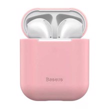 Baseus WIAPPOD-BZ04 for Air pods 1/2 Pink ქეისი
