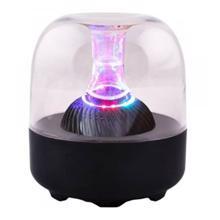 ბლუთუზ დინამიკი LED განათებით