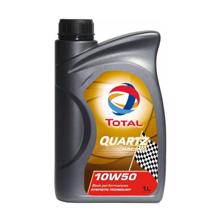 TOTAL ძრავის ზეთი Quartz Racing 10W-50 1ლ