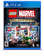 Sony PS4 LEGO Marvel Collection