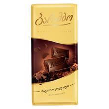 Barambo შავი შოკოლადის ფილა 90 გრ