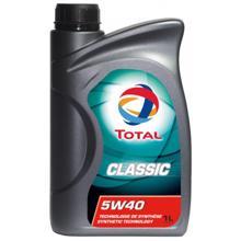 TOTAL ძრავის ზეთი Classic 5W-40 1ლ