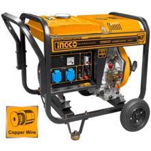 INGCO ელექტრო გენერატორი დიზელზე