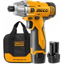 INGCO ელექტრო იმპულსური ხელსაწყო კომპლექტში
