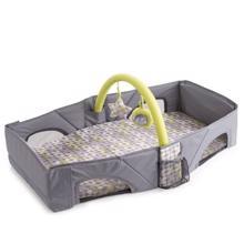 Baby Corner ჩვილის მრავალფუნქციური სამგზავრო ჩანთა-საწოლი