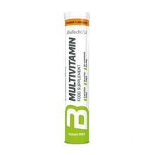BioTechUSA Multivitamin Effervescent Orange ვიტამინი 20 აბი