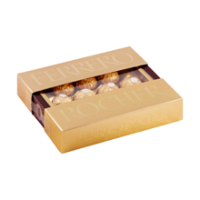 Ferrero Rocher შოკოლადის ნაკრები T10 125 გრ